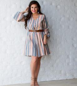 Make The Bold Move Dress