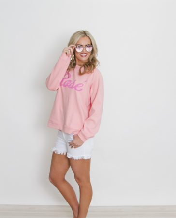 Rose' Sweatshirt